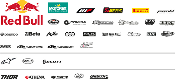 MX Europe Sponsors