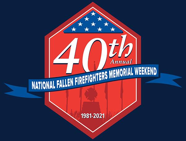 NFFF Memorial Weekend logo