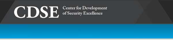 Center for Development of Security Excellence