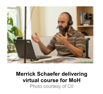 Merrick course teaching