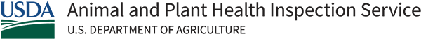 USDA APHIS Header