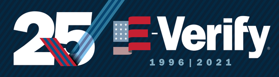 E-Verify's 25th Anniversary